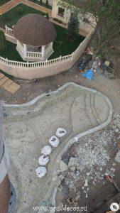 Строительство плавательного пруда в Краснодаре