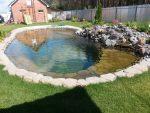 Водоём для купания. Строительство прудов в Краснодаре