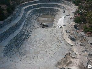 Пруд для купания в п. Плодородный г. Краснодар