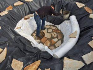 Как сделать пруд