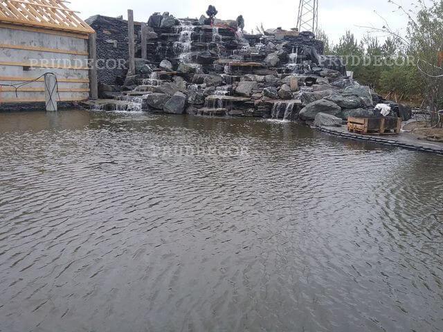 строительство прудов в Краснодарском крае