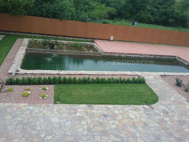 Биопруд для купания