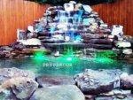 Декоративный водопад в Краснодаре