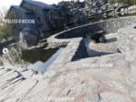 Водопад. Декорирование пруда