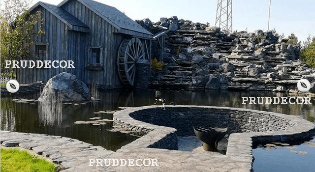 Водопад в Краснодарском крае