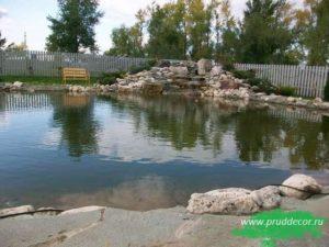 Искусственный водоём в Краснодаре, Сочи, Анапе