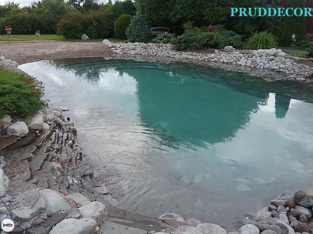 пруд для купания в Краснодаре, Сочи, Анапе, строительство прудов в Краснодаре. Анапе , Сочи