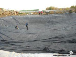 Строительство прудов в Краснодаре