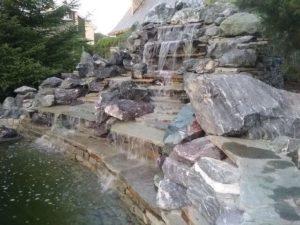 Купальный пруд в Крыму и Краснодарском крае