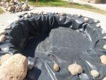 Декоративный фонтан в Краснодаре и Крыму